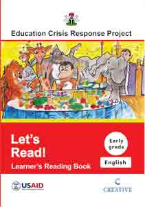 Let's Read! Learner's Reading Book